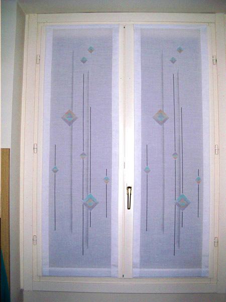 Tende da Interno : Tenda pannello vetro